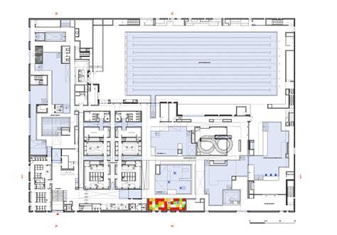 How To Design A Floor Plan galer 237 a de les bains des docks jean nouvel 12