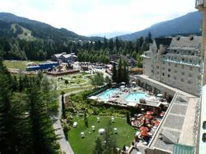 King Size Bed Very Pool Area Picture Of Fairmont Chateau Whistler Resort