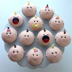 baby cupcakes these are so the babies make