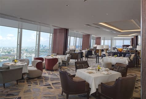 ting room restaurant with a view t 206 ng