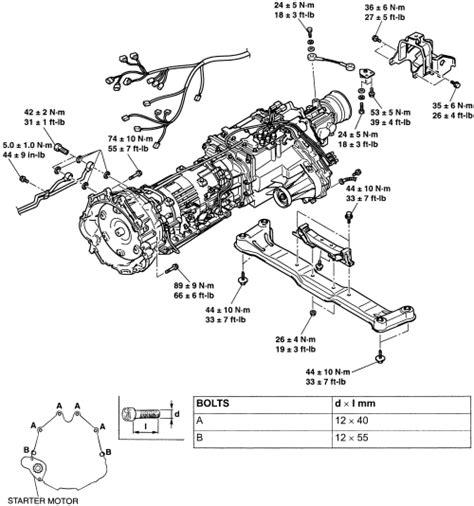 manual repair free 2002 mitsubishi montero transmission control repair guides automatic transmission transmission removal installation autozone com