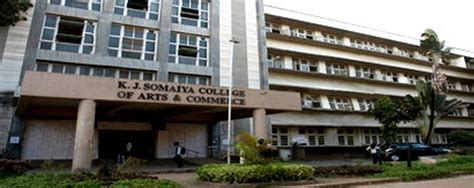 Mba In Nm College Mumbai by Kj Somaiya College Of Arts And Commerce Mumbai Course