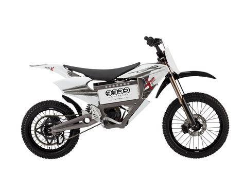 Zero Motorcycles X