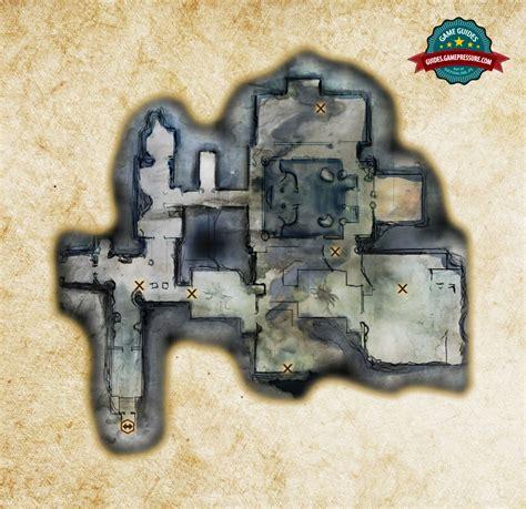 temple of dirthamen m30 lost temple of dirthamen quest maps walkthrough age inquisition guide