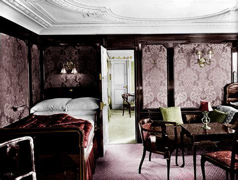 Titanic 1st Class Bedrooms by Inside Titanic Ultimate Titanic