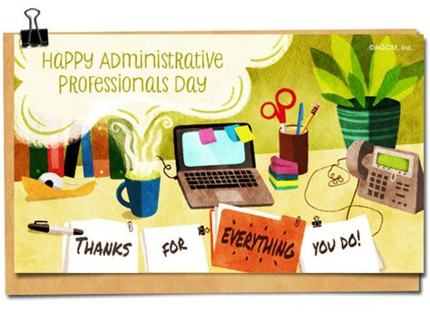 Adminstrative Professional Happy Administrative Professionals Day Holidays