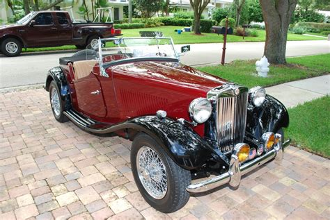 Auto Online The Value Experts by 1952 Mg Td Expert Auto Appraisals
