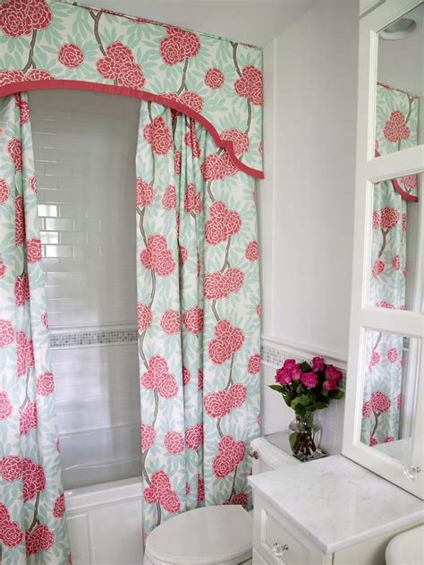 Girly Shower Curtains Girly Bathroom Shower Curtains