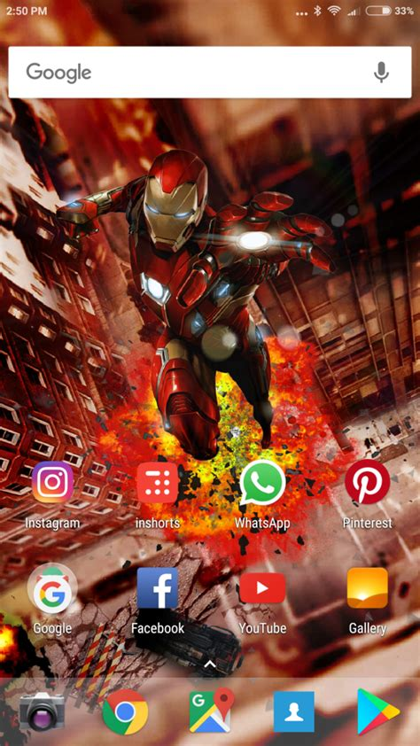 3d App Android by 3 Awesome 3d Wallpaper Apps For Android