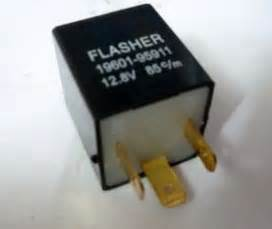 Flasher 12v S St100 flasher alat mobil