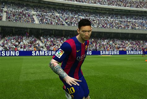 leo messi tattoo fifa 16 tatto messi v2 fifa 15 at moddingway