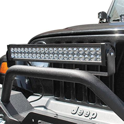 jeep light bar bumper jeep wrangler jk bumpers largest selection lowest prices
