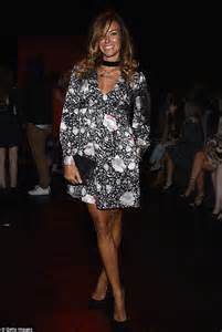 den skirts for 47 yr old kelly bensimon looks lovely in floral mini dress at