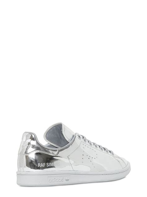 metallic adidas sneakers adidas originals stan smith metallic canvas sneakers