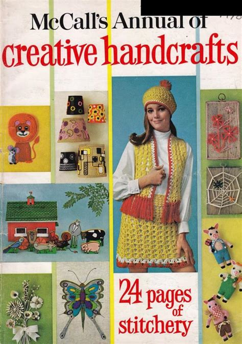 Creative Handcrafts - creative crap you can make awful library books