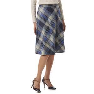 A Line Plaid Skirt s a line skirt plaid sears