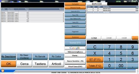software vendita al banco modulo software di vendita al banco per negozi