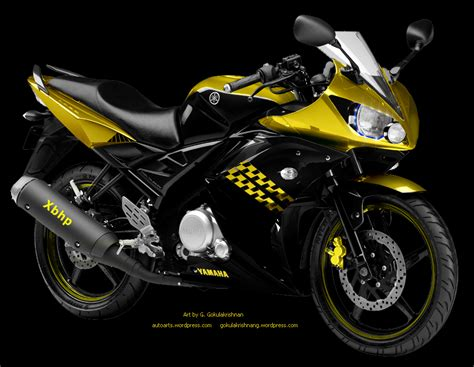 Model R6 New Pnp R15 V2 plural technology yamaha r15 modification