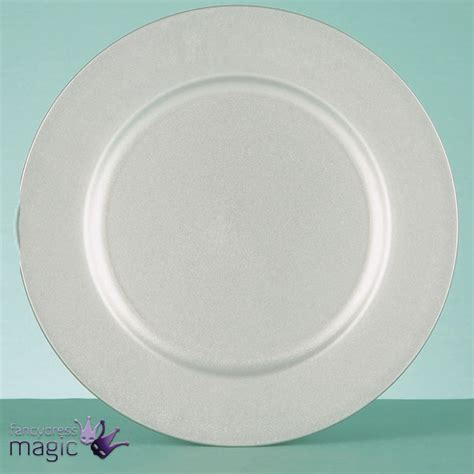 Dinner Plate Mats by 33cm Large Charger Plate Plates