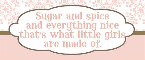 William Gill Sugar And Spice sugar and spice quotes like success