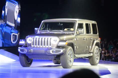 hybrid jeep wrangler jeep boss confirms new wrangler plug in hybrid in la