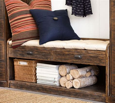 pottery barn bench seat pottery barn bench seat 28 images benchwright bench cushion pottery barn