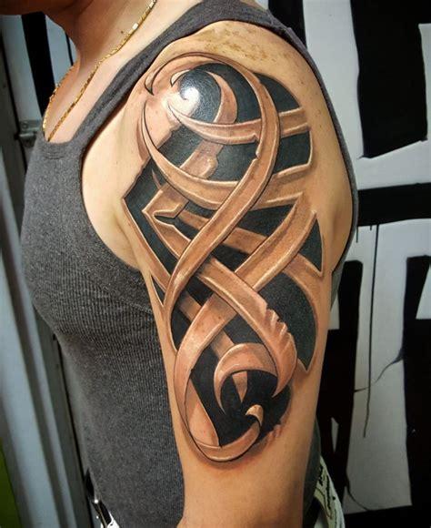 tribal tattoos and piercings tribal 3d tattoos 3d tattoos