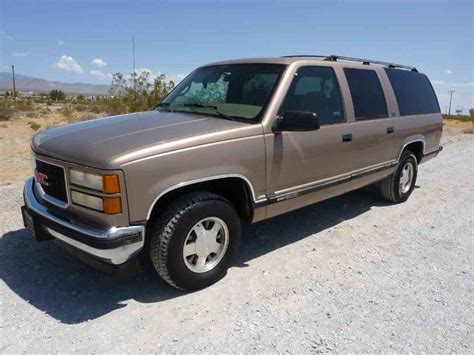 car owners manuals for sale 1995 chevrolet suburban 2500 windshield wipe control 1995 gmc suburban for sale classiccars com cc 1025318