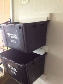 Garage Recycling Storage Ideas Do You One Of These Recycling Bins Try This For A