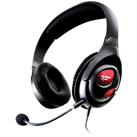 Headset Gaming Creative Fatal1ty Gaming Creative Labs Fatal1ty Gaming Headset 51mz0310aa005 B H Photo