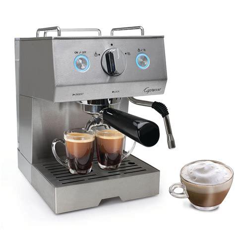 t coffee espresso jura capresso cafe pro espresso machine coffee t