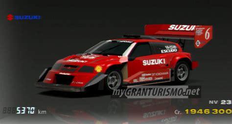 Suzuki Escudo Gt5 Suzuki Escudo Dirt Trial Car 98 Gran Turismo 5
