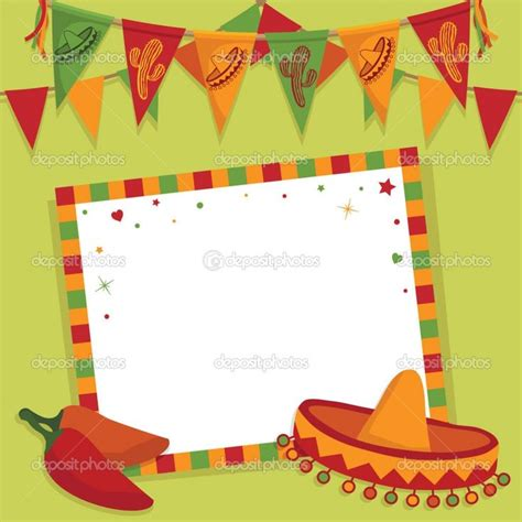 Free Printable Mexican Invitation Templates mexican invitation templates free quot invites