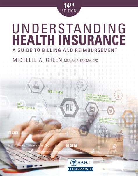 understanding health insurance a guide to billing and reimbursement books billing 101 9781418039752 cengage
