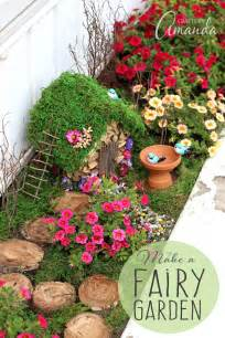 How to start a fairy garden amanda formaro crafts by amanda