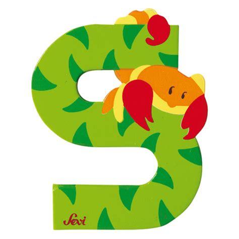 lettere divertenti lettera s alfabeto animali s scorpione 81619 sevi