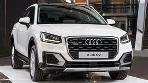 new car sale 2017 audi q2 new car sales price car news carsguide