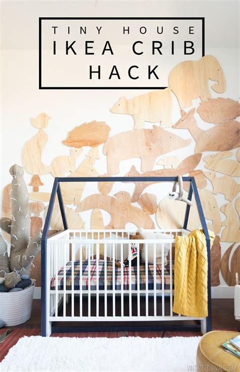 ikea baby bed 20 tiny house ikea crib hack vintage revivals bloglovin