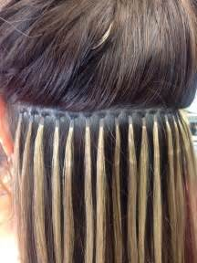 individual extensions individual micro link hair extensions yelp