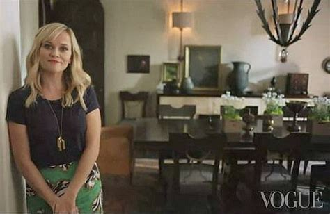 reese witherspoon house reese witherspoon at home in l a