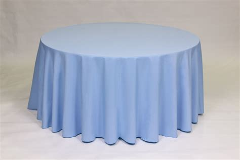 Light Blue Tablecloth by Table Linen Memorable Moments