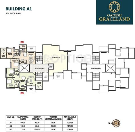 graceland floor plan ganesh graceland in vadgaon budruk pune price location