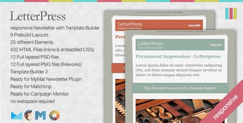 Mailchimp Sle Templates by Cool Mailchimp Templates 28 Images Marketing Tools And