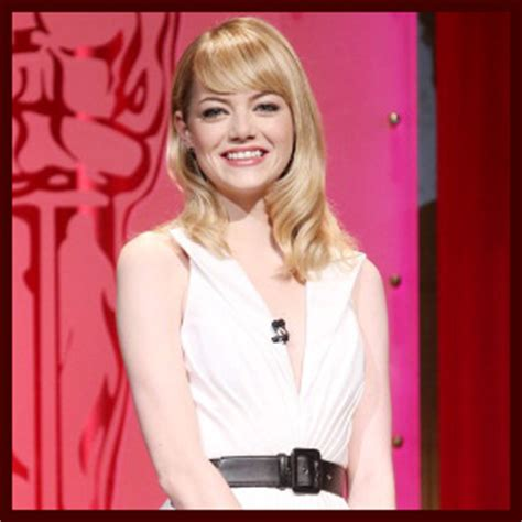2013 film with emma stone emma stone in talks for thriller crimson peak shine on