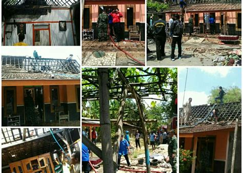 Obat Nyamuk Pasir Bakar lupa matikan obat nyamuk satu rumah di desa manjang jaken