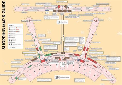 Incheon Airport Floor Plan image gallery incheon airport map