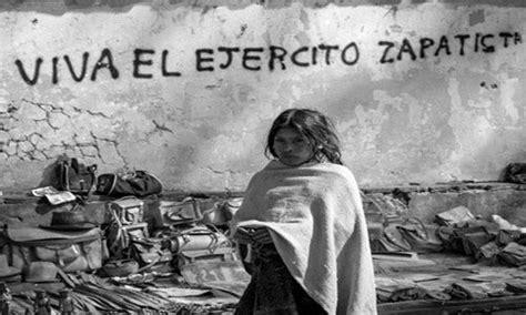 imagenes del movimiento zapatista de liberacion nacional el ej 233 rcito zapatista en profundidad telesur