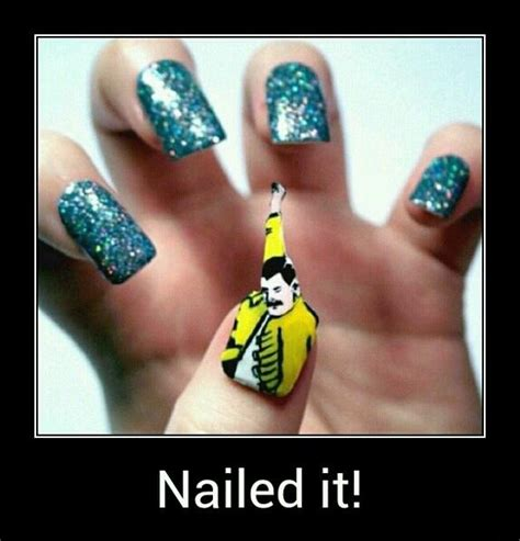 Nail Art Meme - image 480826 nailed it know your meme