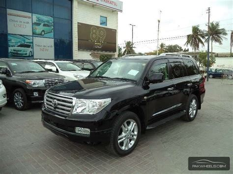 Toyota 2009 For Sale Used Toyota Land Cruiser Zx 2009 Car For Sale In Karachi