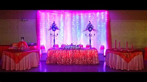 adornos de 15 aos decoracion de 15 a 209 os color coral youtube